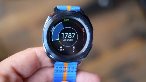 Samsung Gear Sport, Smartwatch Keren Untuk Perenang